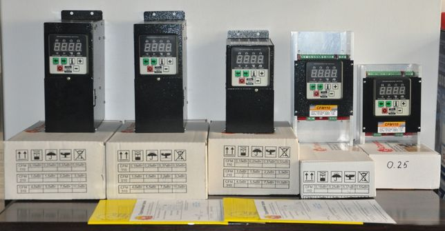 Частотный преобразователь CFM 210 частотник электродвигатель INVT