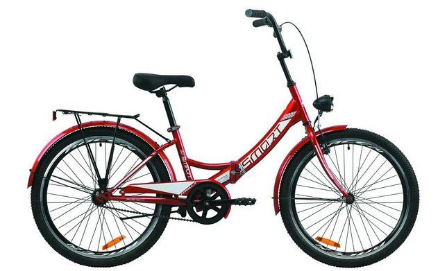"Велосипед FORMULA SMART 24"" с фонарем"