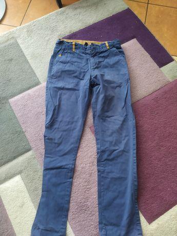 Spodnie  eleganckie cool club 146