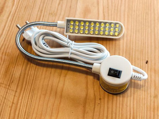 Candeeiro para máquina de costura, 30 LEDs (NOVO)