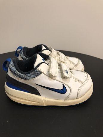 Adidasy chłopięce NIKE rozm. 22,5 (14cm) + GRATIS