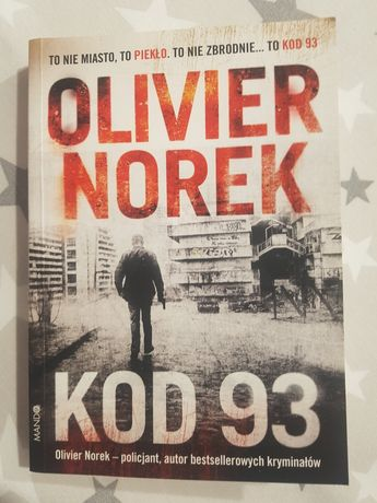 Olivier Norek  Kod 93