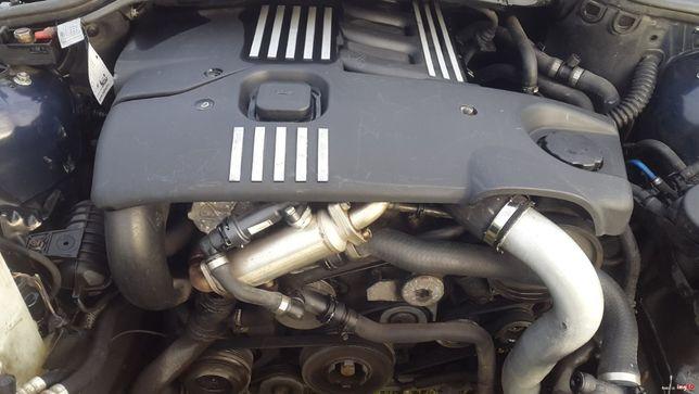 Silnik BMW E46 E39 2.0 Diesel 136KM Kpl Ze Skrzynią !!!