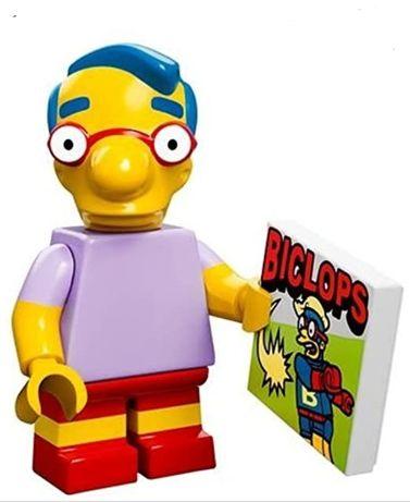 Lego Simpsons, Лего минифигурки