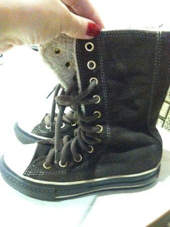 Ботинки кеды Converse