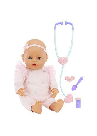 Zapf Creation Интерактивный пупс Baby Born Mommy Make Me Better Doll