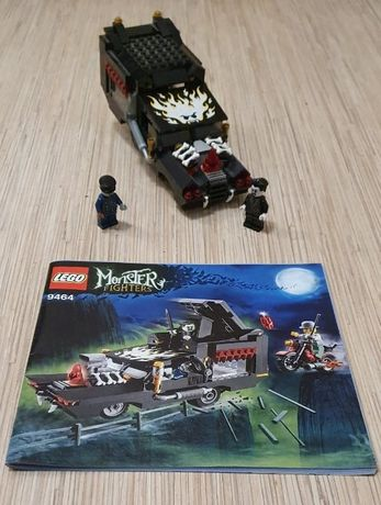 Lego Monster Fighters 9464