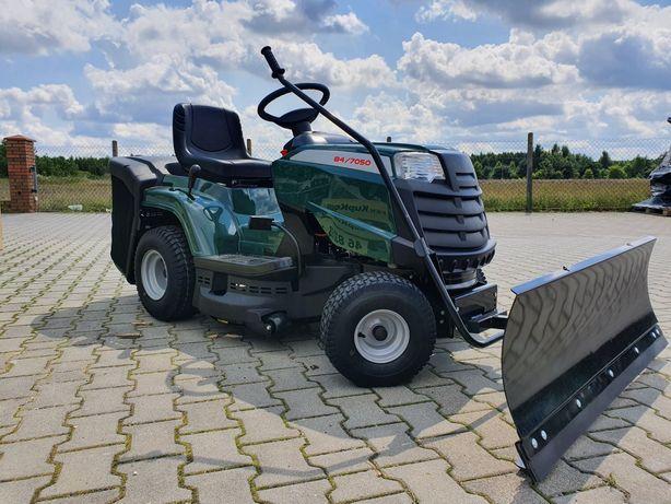 Nowa Stiga Rawa Mazowiecka Promocja Kosiarka Traktorek + pług 120 cm
