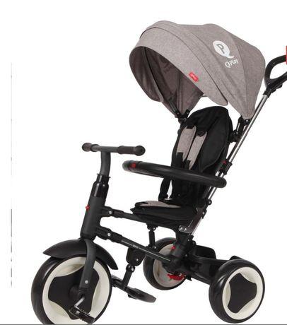 Triciclo bebé como novo