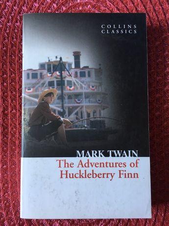 """""""The adventures of Huckleberry Finn"""" - Mark Twain"""