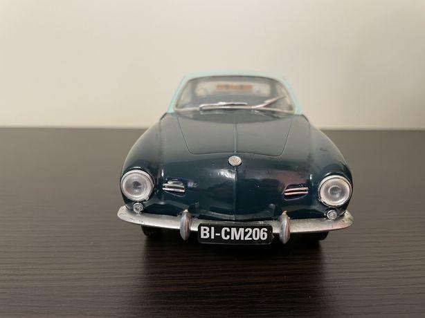VOLSKWAGEN karman ghia 1957 model 1:18