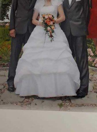 Suknia ślubna 160 cm