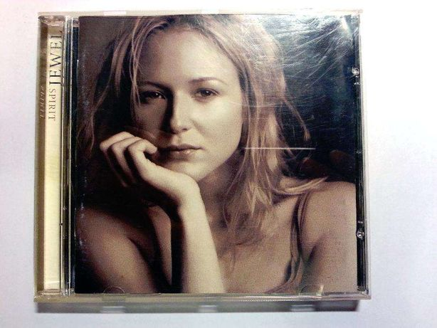 CD Jewel - Spirit