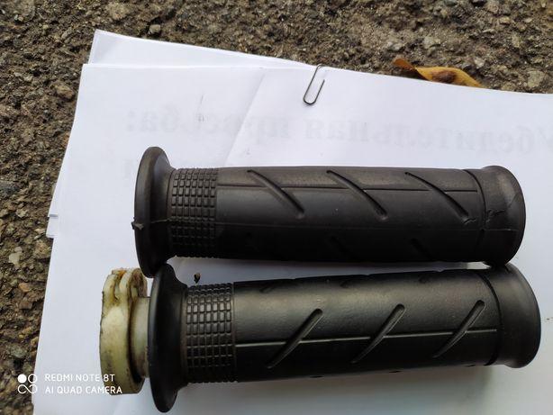 Грипсы (ручки) руля Honda CB600F Hornet