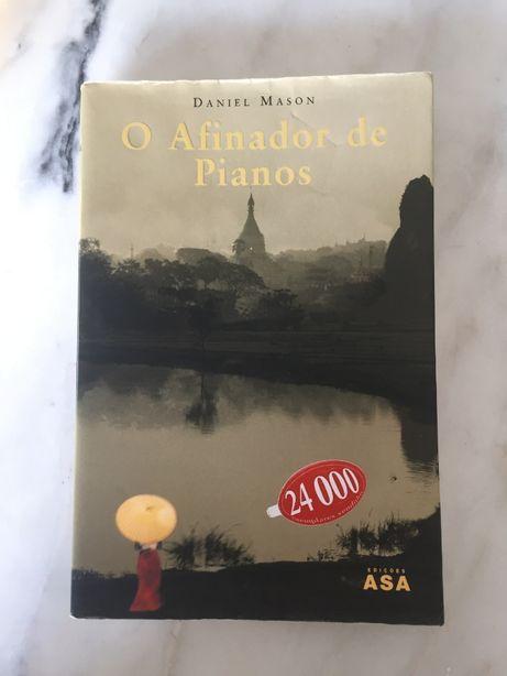 """Afinador de pianos"" de Daniel Mason"