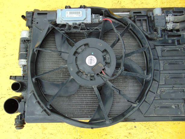 Диффузор радиатора c вентилятором Дифузор Ford Escape1.6 EcoBoost AT