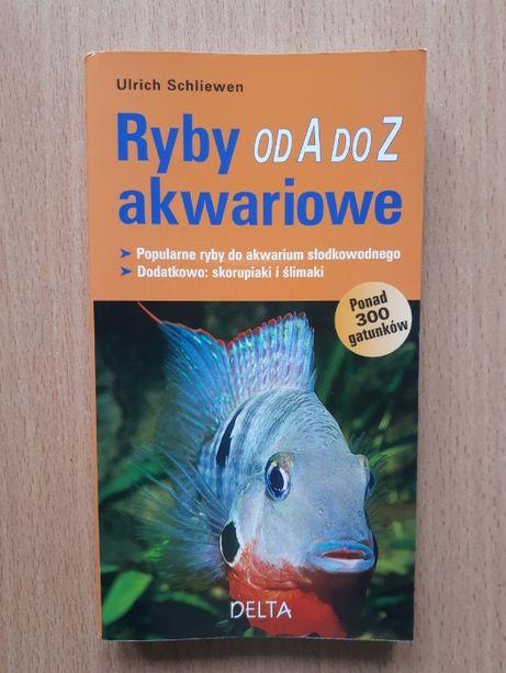 Ryby akwariowe od A do Z, Ulrich Schliewen