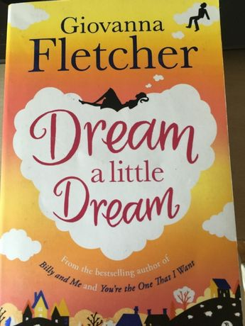 "Książka ""Dream A Little Dream"" Giovanna Fletcher"