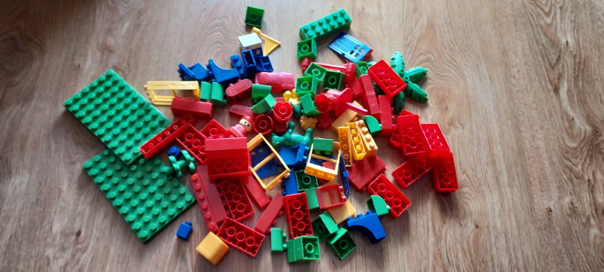 Klocki +zabawki za darmo