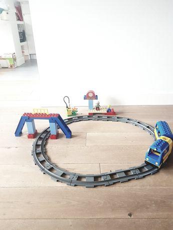 Lego 5608 Duplo Pociąg Zestaw Startowy