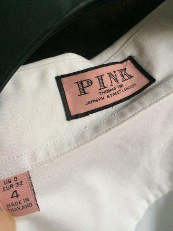bluzka pink thomas pink