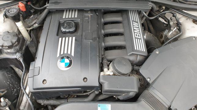 Bmw e90 e91 e92 e93 e60 e61 Silnik N53B30A 3.0 2.5 Bezyna