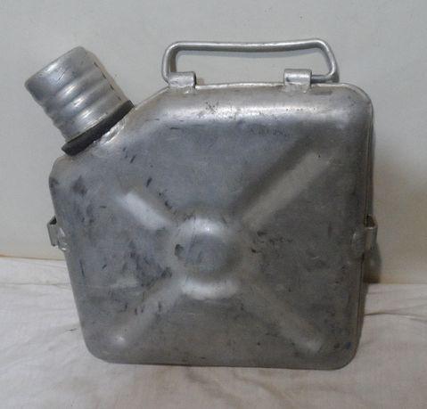 Канистра металическая алюминевая СССР