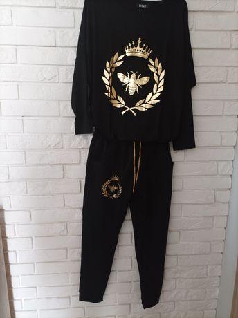 Komplet dresowy spodnie i bluzka