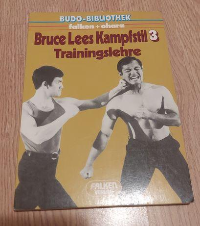 Książka Bruce Lee, Kampfstill 2, Wersja Niemiecka Rarytas