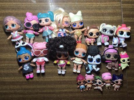 Коллекция кукол LOL лол