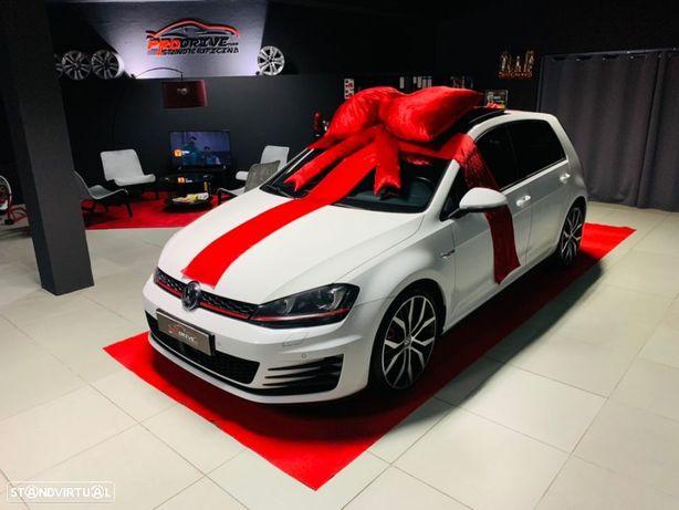 VW Golf 2.0 TSi GTi Performance