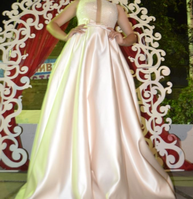 Выпускное платье Днепр - изображение 1