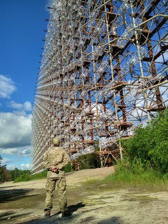 Сталкер, проведу в зону отчуждения, Припять, Чернобыль