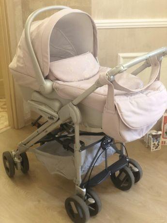 Продам очень красивую коляску 2 в 1 CAM для девочки