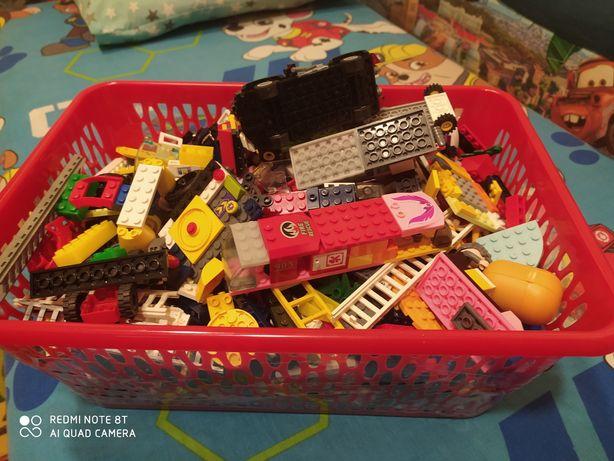 Ящик лего разные наборы