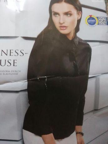 Elegancka czarna koszula rozm L nowa