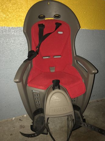 Cadeira bebé bicicleta