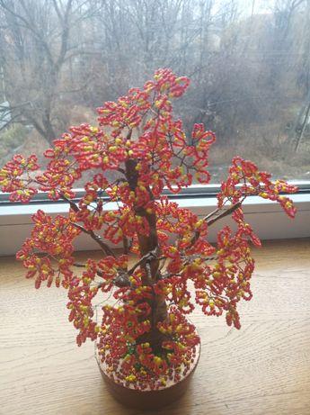 Дерево клён из мелкого подарок!