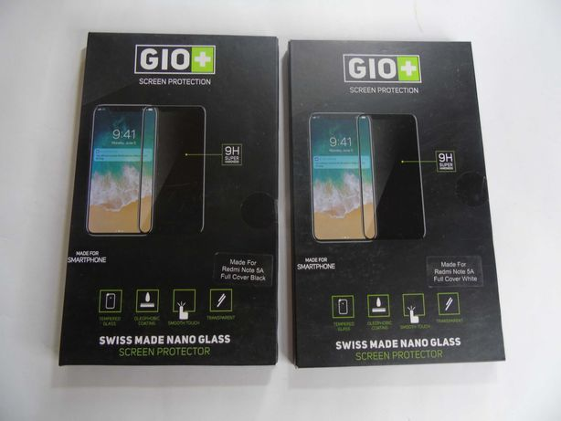 Нове захисне скло на телефон XIAOMI Redmi Note 5A ціна 50 гривень
