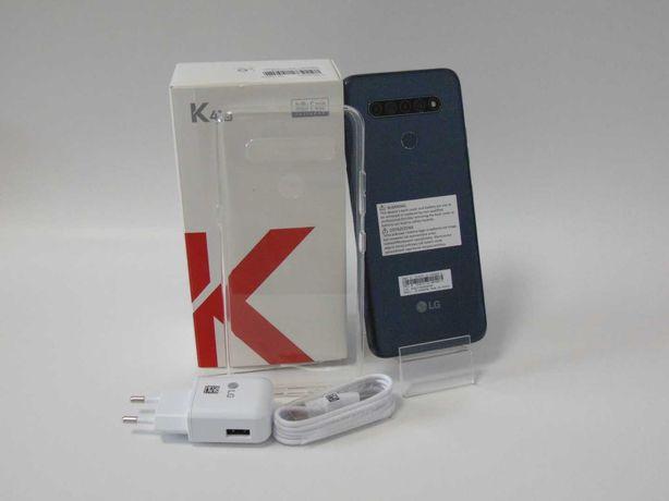 Jak nowy telefon LG K41S komplet