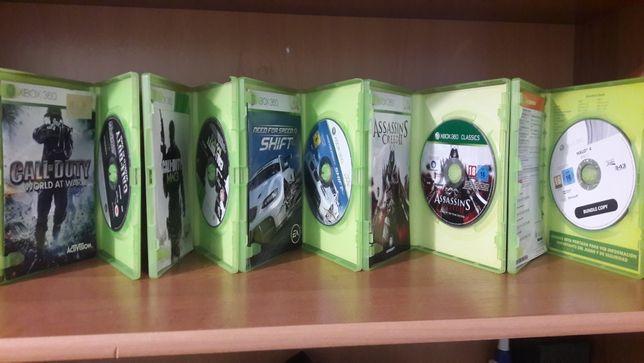 Xbox 360 лицензионные игры.