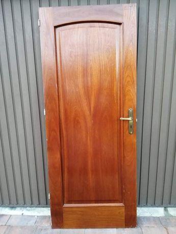 Drzwi wewnętrzne drewniane 100 %!