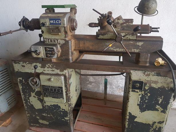 Torno mecanico maquinas de metalomecanica