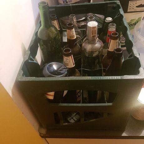 Sprzedam skrzynkę po piwie