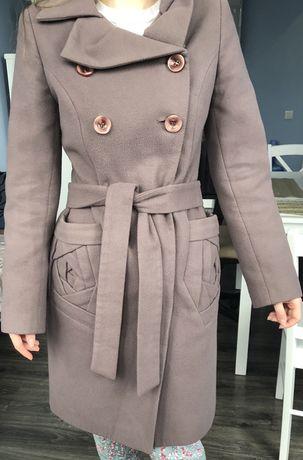 Женское демисезонное пальто весна осень