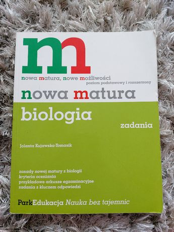 Nowa Matura - zadania (Biologia)!