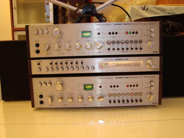 Radmor tuner 5122 odbiornik radiowy 5102-TE