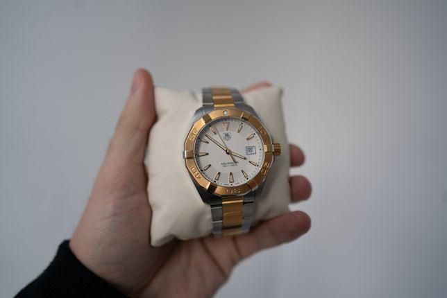 Tag Heuer Aquaracer 300m gold/steel Срочно, цена-подарок за новые!
