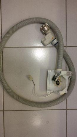 Wąż z elektrozaworem do pralki BOSCH