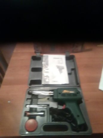 Pistola de soldar